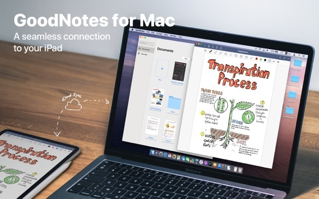 GoodNotes 5 for mac